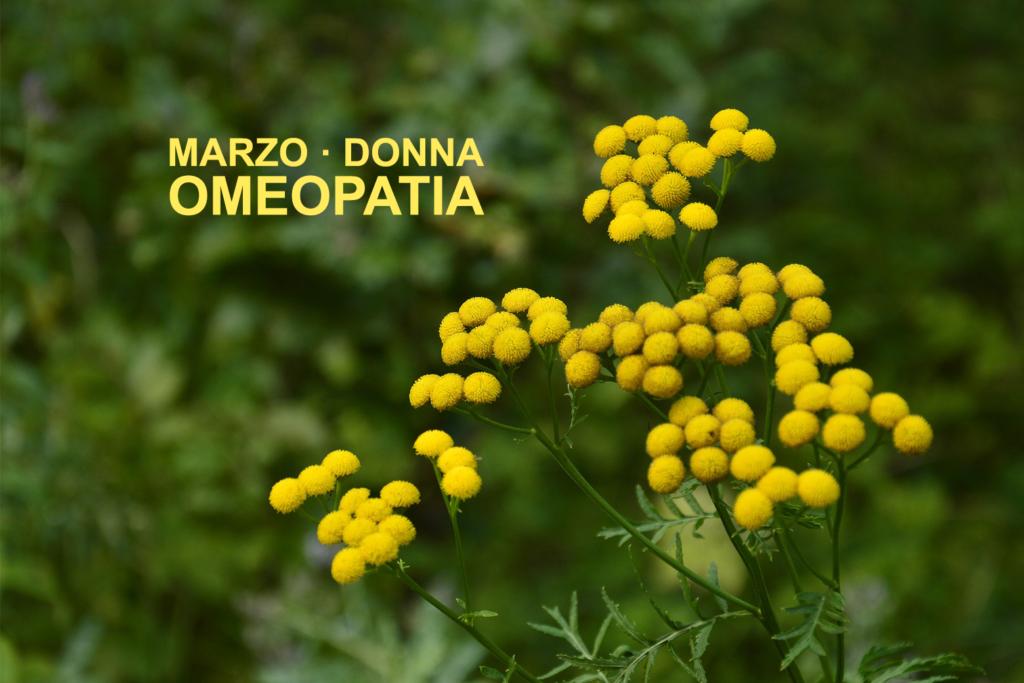 Marzo, Donna e Omeopatia